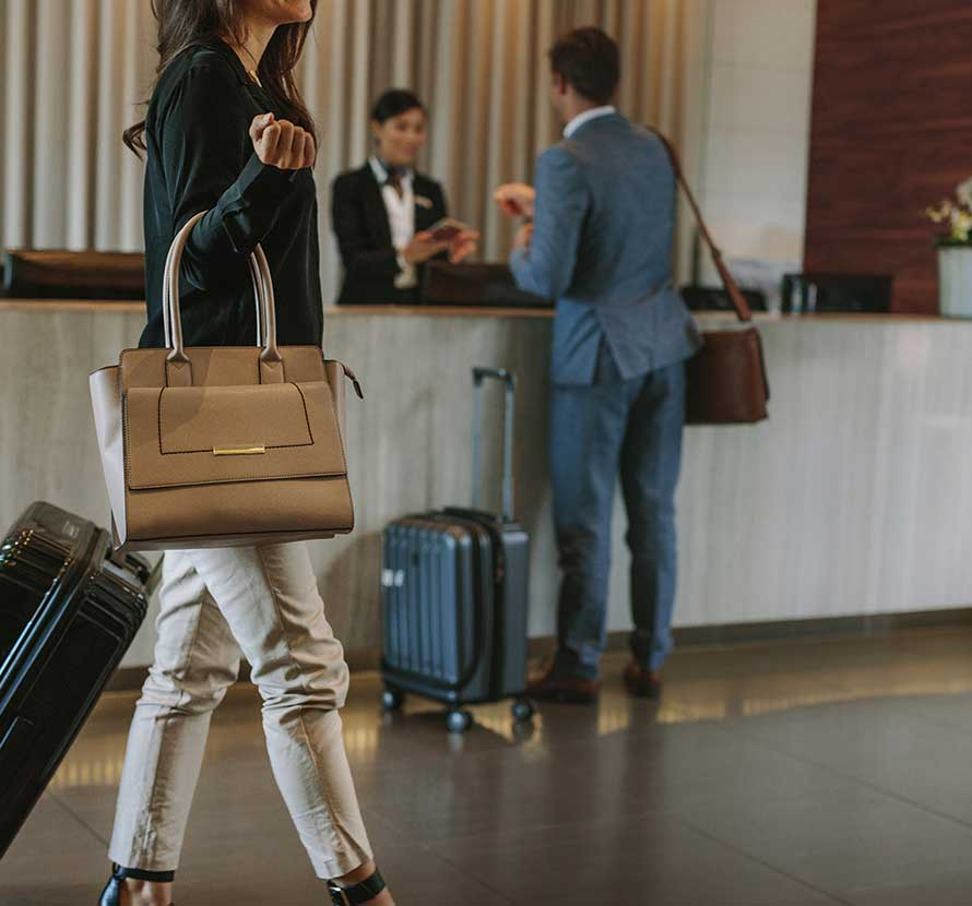 Enhancing business travel