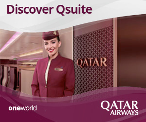 Qatar Airways - Discover Qsuite